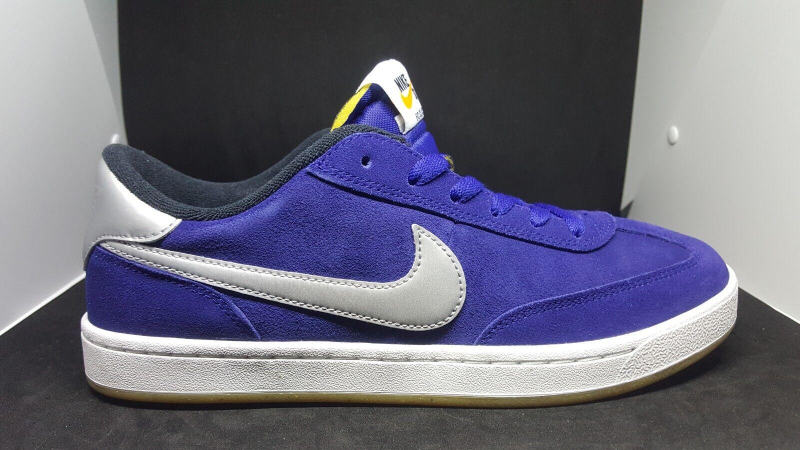 Nike SB FC Classic Mens Size 9 Skateboarding Shoes Blue 909096 401