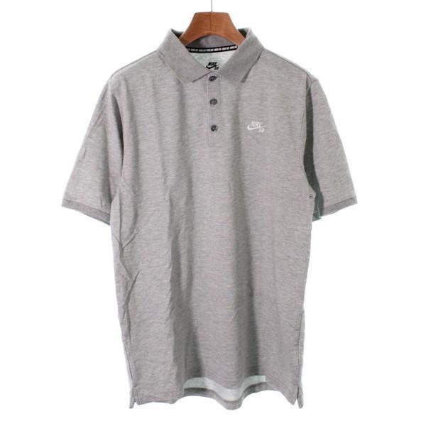 NIKE  Casual Shirts  007688 Grey L
