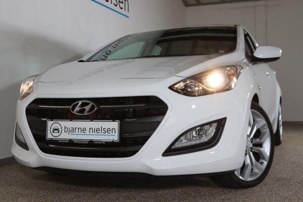 Hyundai i30 1,6 CRDi 110 Premium DCT - billede 4