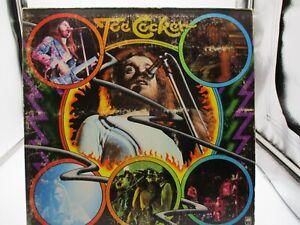 Joe Cocker Self Titled 1972 LP Record A&M SP-4368 Gatefold VG cVG