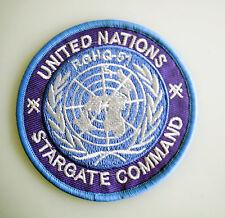 Stargate - United Nations - Patch Uniform Aufnäher - zum Aufbügeln - neu