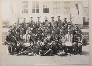 Alte-Fotografie-Soldaten-Militaer-K-L-Sobehrad-Pilsen-Tschechien-um-1890-K-amp-K-xz