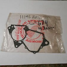 GENUINE HONDA PARTS CENTRE CRANKCASE GASKET CR125R 1983 11191-KA3-710