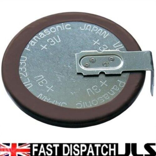 NEW VL2330 Rechargeable Button Coin Battery For Land Rover Range Rover Key Fob