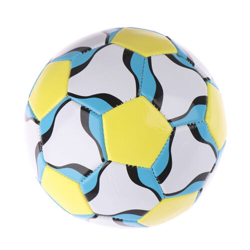 Size 2//3 Soccer Ball Kids Trainning Football Sports Intellectual Toy Balls FD