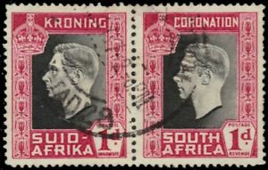 SOUTH-AFRICA-75-SG72-King-George-VI-Coronation-034-Bilingual-Pair-034-pa17571