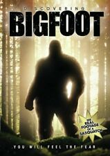 Discovering Bigfoot (DVD, 2017)