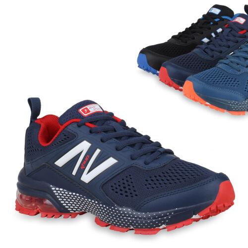 Damen Herren Laufschuhe Profilsohle Turnschuhe Sneaker Sportschuhe 826443 Trendy