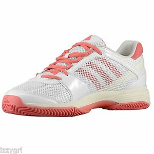 Details about NEW adidas Barricade Team 3 Ladies Tennis Shoes (M19753) US 6.5 UK 5