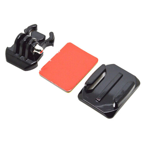3 2 1 3 in 1 Accessories Kit Base Mount for GoPro Hero5 Black /& Session 4 3