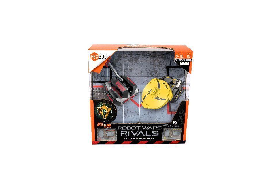 HEXBUG HEXBUG HEXBUG Robot Wars Head-to-Head 501681 0be332