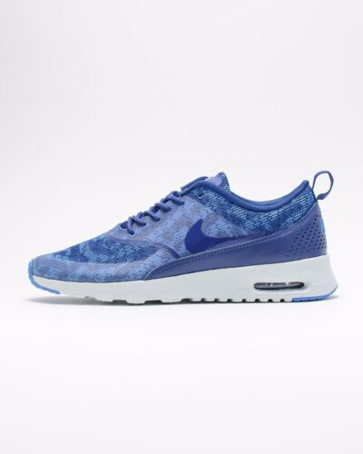Nike 6 Air Uk Blu Scarpe Corsa Thea Reale Taglia Donna 5 Max Kjcrd rr1wTCq