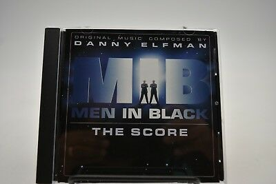 Men in Black Original Score Danny Elfman CD | eBay