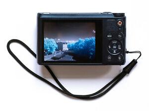 SAMSUNG WB200F Digitalkamera 14MP INFRAROT UMBAU Infrarotkamera Kamera IR Mod
