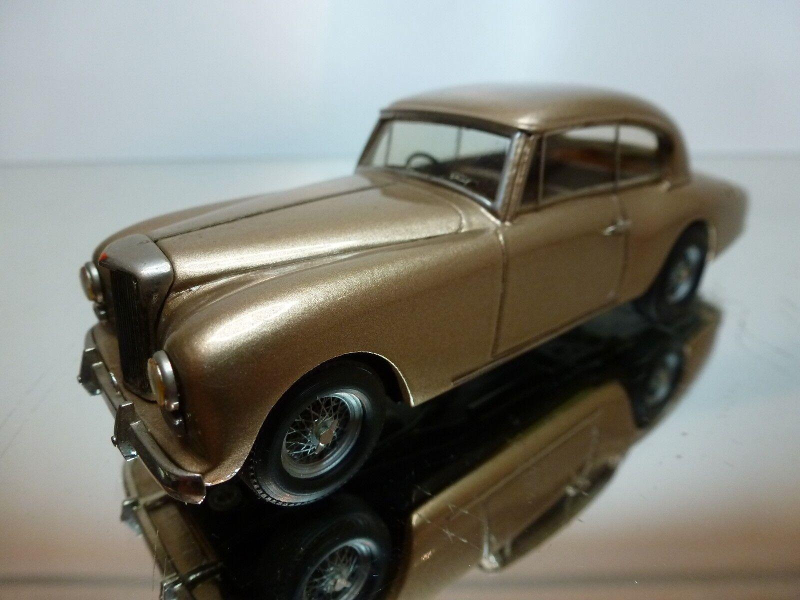 clásico atemporal FOURWHEEL ALVIS TA 21 GRABER 1953 - oro marrón MET MET MET 1 43 - GOOD CONDITION - 9  punto de venta