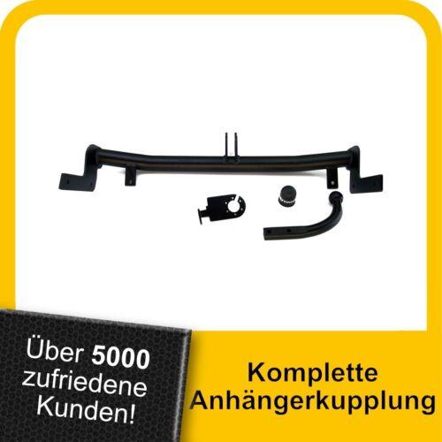 Anhängerkupplung starr AHK Für Mitsubishi Carisma 4//5-Tür 00-05 Kpl