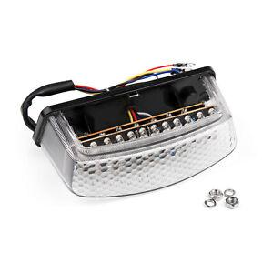 Clignotant-LED-Feu-arriere-Pour-Ducati-Monster-600-620-695-750-800-900-1000-Cl