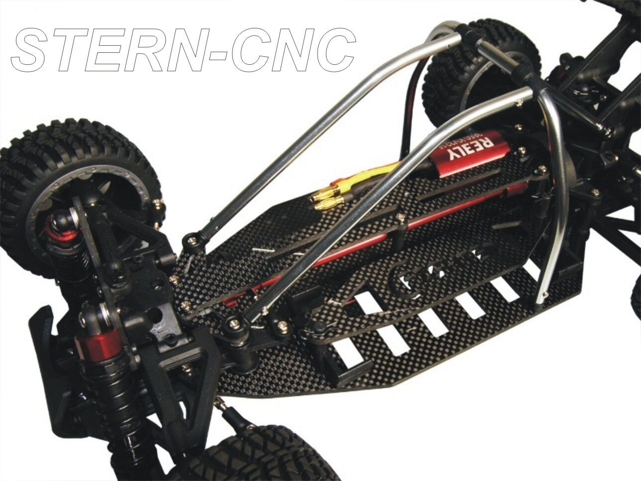 REELY Carbon Fighter 1 RANGER TITAN senza spazzole 1:10 TUNING HD Parti set