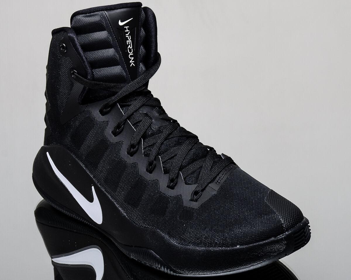 best-selling model of the brand Nike Hyperdunk 2018 men basketball shoes NEW black white 844359-010