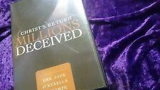 MILLIONS DECEIVED Christ's Return 2 DISC DVD set DRS. Jack  & REXELLA Van Impe !