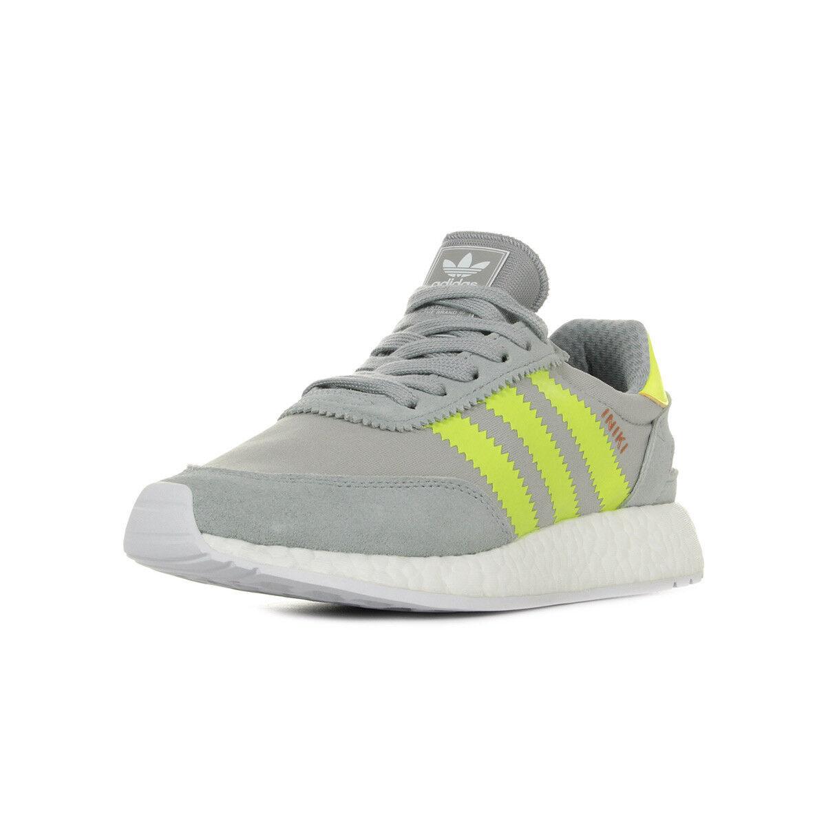 Schuhe adidas Damen Iniki Runner W grau