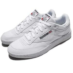 Reebok-Club-C-85-Pro-Leather-White-Classic-Men-Shoes-Sneakers-Trainers-CM9430