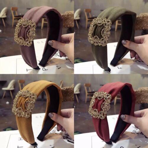 Jewelled Alice Band Headband Gem Zara Hair Accessories Embellished Jewel
