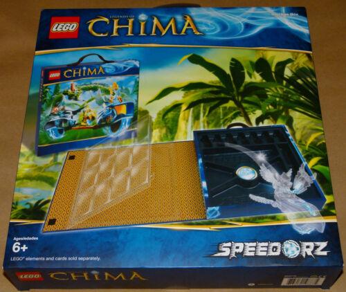 LEGO Legends of Chima 850775 Speedorz Storage Case New