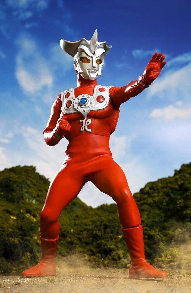 Ccp Advent No.08 Ultraman Leo 1 6 Maßstab PVC Figur Neu von Japan