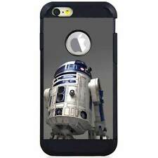 Apple iPod Touch 5/6 5th/6th Gen. Hybrid Case Cover Star Wars R2D2 Realpix