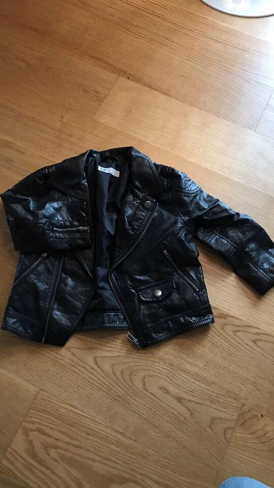Jakke, Læder jakke, HM
