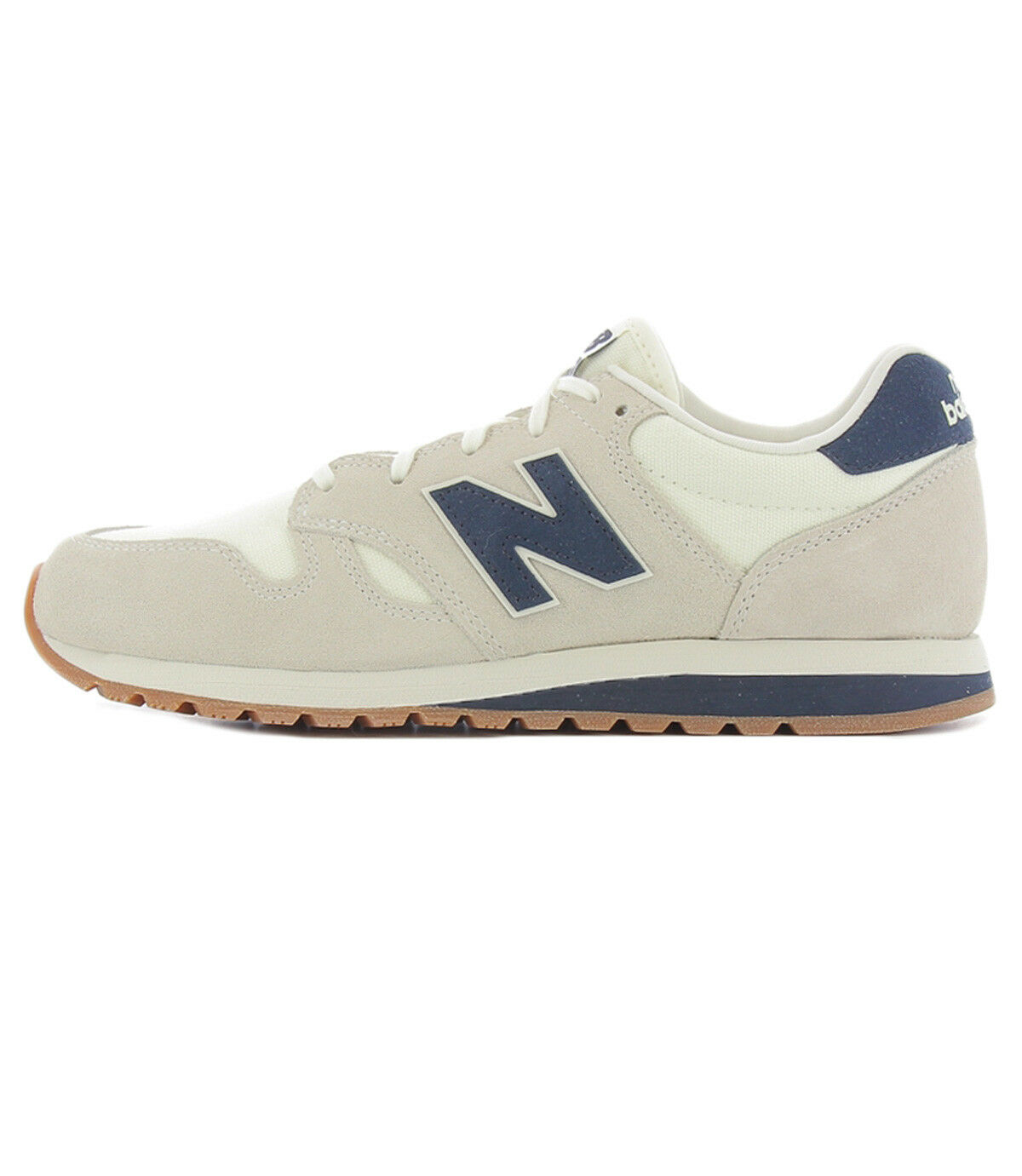 New Balance men's white 520 CC sneaker New Balance U 520CC WHITE