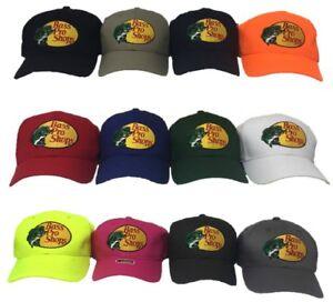 Image is loading Bass-Pro-Shops-Hat-Twill-Adjustable-SnapBack-Baseball- 28a1016e922f