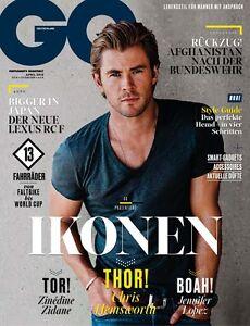 GQ Magazine April 2015
