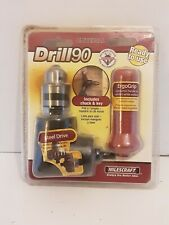Milescraft Drill 90 Right Angle Adapter For 38 Amp Larger Universal Drill90 1390