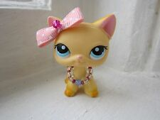 Pink Dot Outfit Collar & Bow Accessories Set for Littlest Pet Shop Animals 18