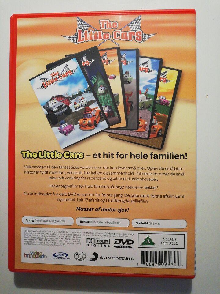 The Little Cars, instruktør -, DVD