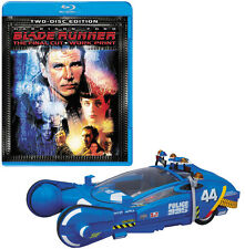 Blade Runner MAV Police Spinner with Blu-ray Box Set Medicom Toy w/Tracking