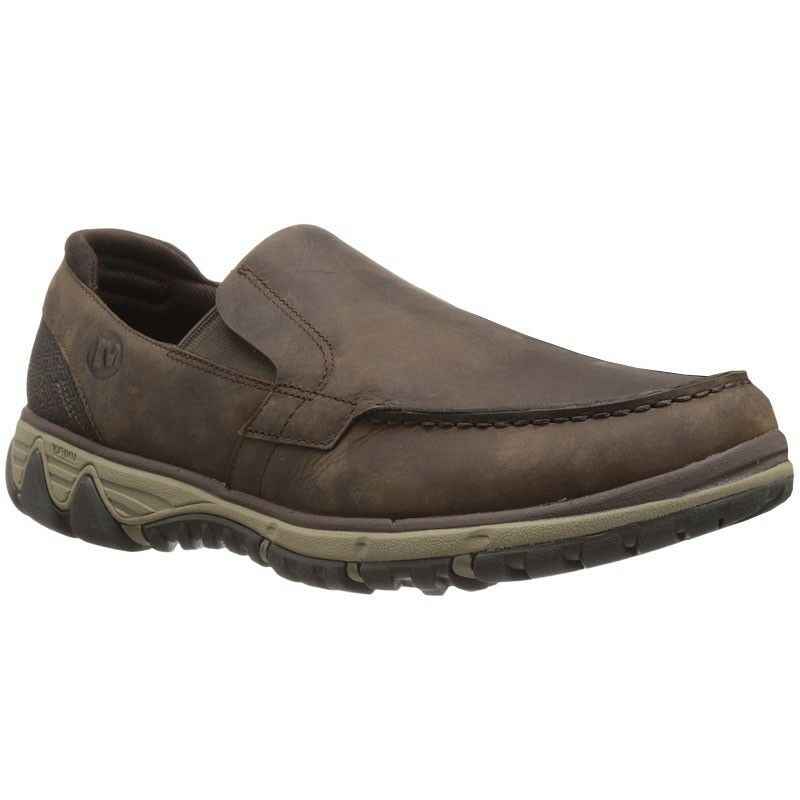 Merrell All Out Blazer Moc Men's Clay Slip-On Shoes 7 (New)