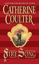 Fire Song by Catherine Coulter (2002, Paperback)