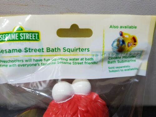 Playskool Sesame Street Elmo Bath Squirter Toy 12m-4y