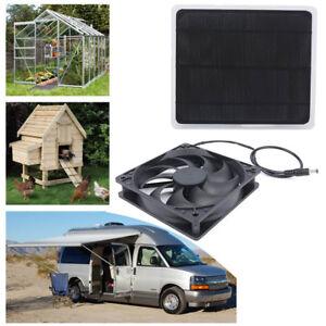 USB-Powered-Solar-Panel-Fan-for-RV-Greenhouse-Dog-Chicken-House-Roof-Ventilator