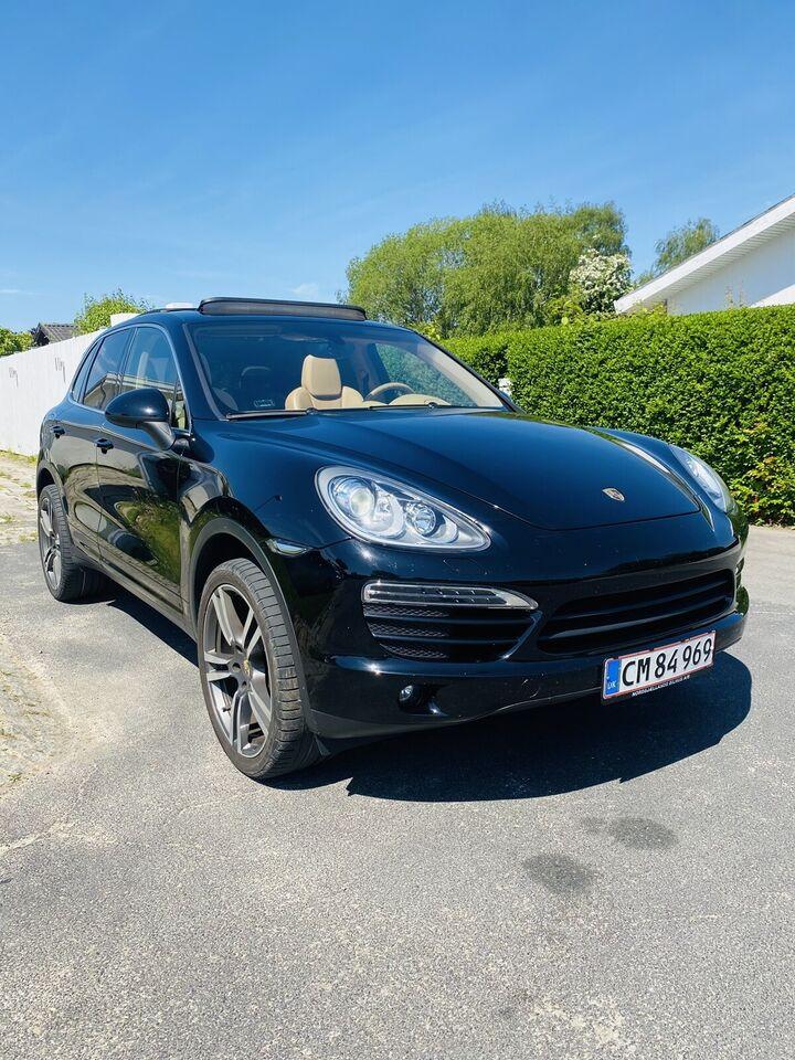 Porsche Cayenne, 3,6 V6 Tiptr., Benzin