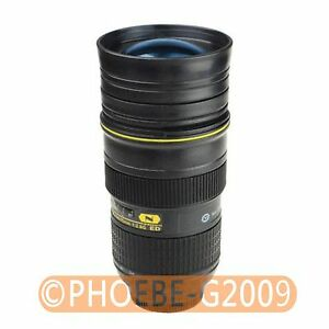 Nican-24-70mm-Lens-Cup-Stainless-interior-Hot-Cold-Coffee-Tea-Mug-Holder