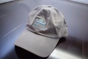 Mens-Peter-Millar-Golf-Gray-Golf-Hat-Size-Adjustable