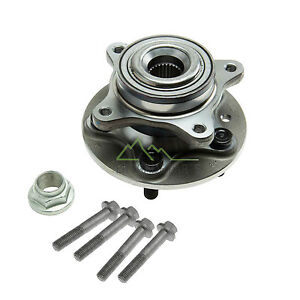 Image Is Loading Land Rover Discovery 3 Front Wheel Bearing Hub