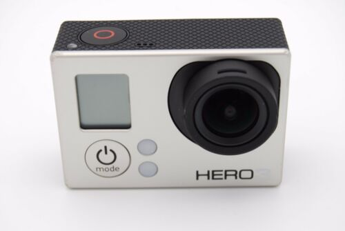 1 of 1 - GoPro HERO3 White Edition Action Camera Camcorder Wi-Fi CHDHE-301