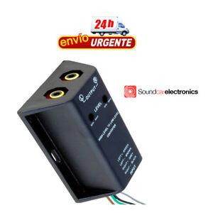 Convertidor-Senal-Altavoces-Radio-Coche-Previo-RCA-Conversor-Alta-Baja-CarAudio