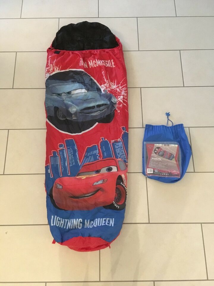 Sovepose, Disney Cars