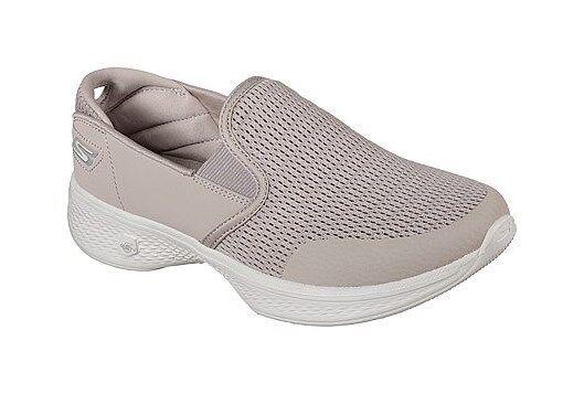 Skechers Go Walk sintonía entrenadores Yoga Zapatillas Zapatillas Zapatillas Deporte Gimnasio Damas De Bambú  descuento